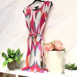 💕MARCIANO- S I L K < pretty dress >